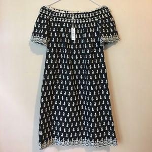NWT Max Studio Off the Shoulder Dress