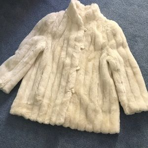 Vintage Jacques Saint Laurent for Genelle coat