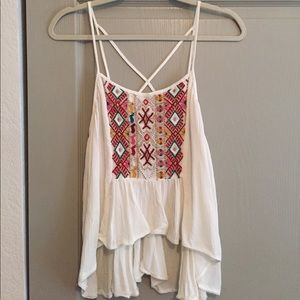 White Urban Outfitters Blouse