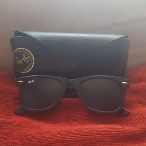 Ray-Ban All Black Sunglasses