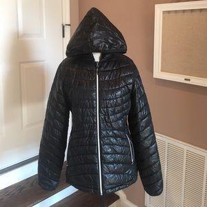 Ten Gear Puffer Jacket with Hood