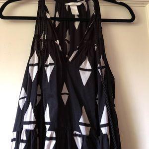 H&M Arrow Maxi Dress