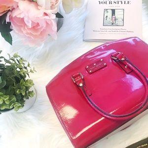 Kate Spade Purse ♠️ - Hot Pink