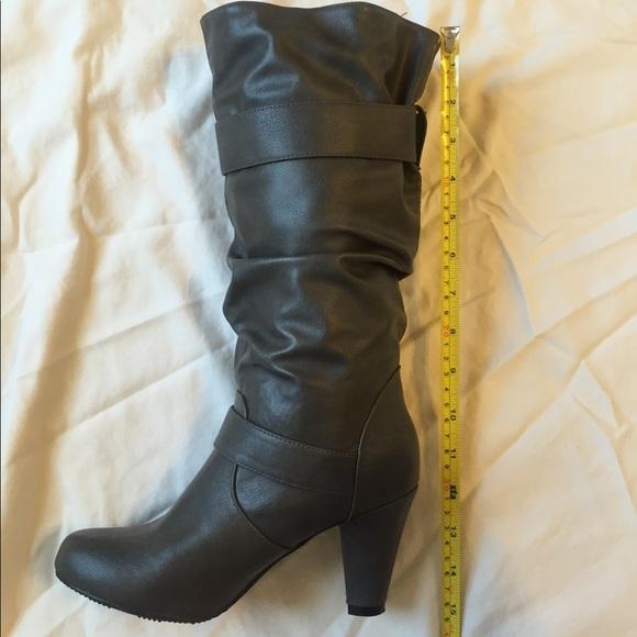 Xhilaration Shoes - Xhilaration fashion heeled boots size 6.5