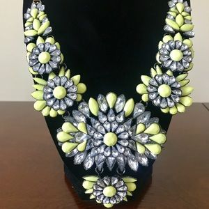 Bright and Funky Statement Necklace