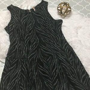 Free People Textured Drop Waist Dress