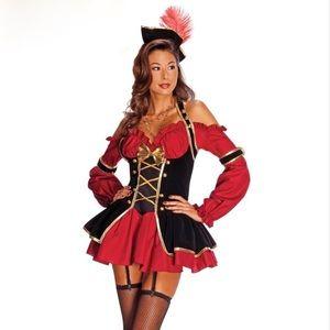 Brand New | Women's Sexy Pirate Costume