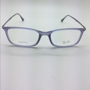 New Ray Ban RB 7031 5401 LightRay 53mm Eyeglasses