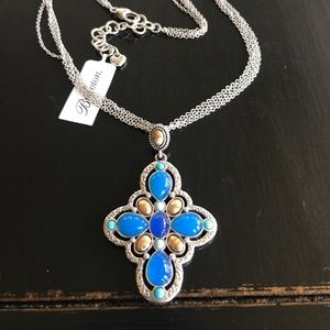 Brighton Nadia necklace Nwt