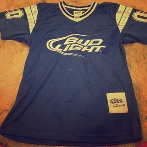 Bud Light  Athletic Jersey