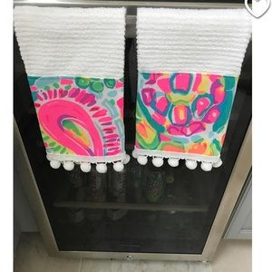 Lilly Pulitzer Come Out of Your Shell Towel Set