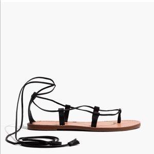 Madewell Wrap Sandal