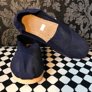 🇦🇷 NWT Alpargatas Originals Navy Blue Shoe