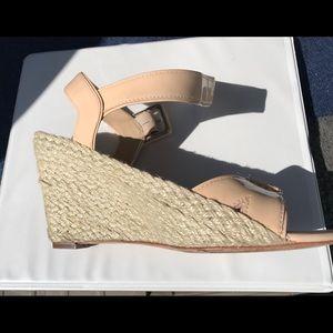 Diane Von Furstenberg Sudan Wedge Sandals