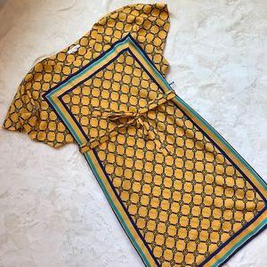 Beautiful Ruffle Sleeve Dress