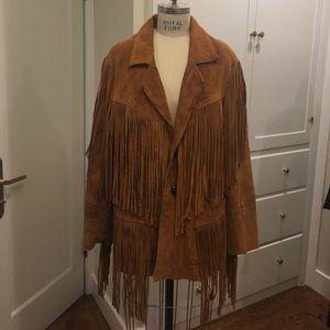 VintageWestern Suede Jacket