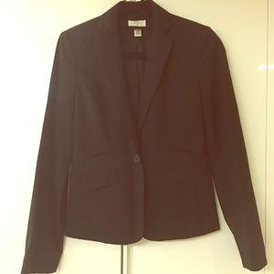 Ann Taylor black blazer jacket