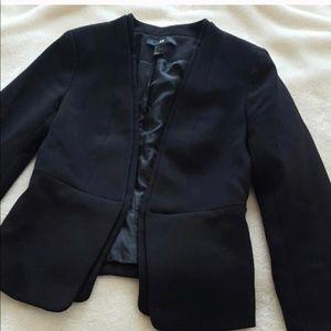 H&M tuxedo style blazer