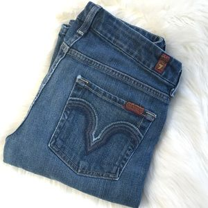 7 for All Mankind Kate Size 4 27