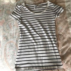 H&M Divided Striped Shirt
