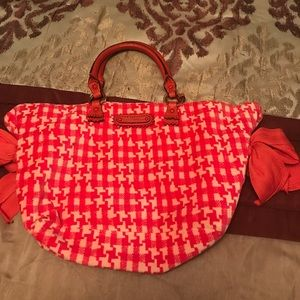 Red Juicy couture bag