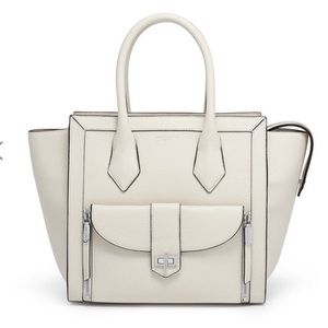 Henry Bendel Rivington Convertible tote - white