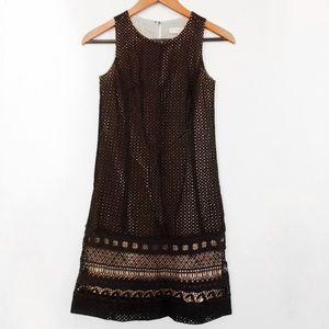 Ann Taylor Loft Black Dress - Petite