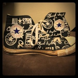 Classic Graphic High-Top Converse