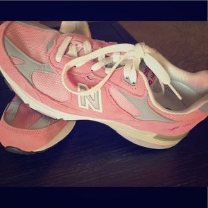 Limited Edition Susan Komen New Balance Sneakers