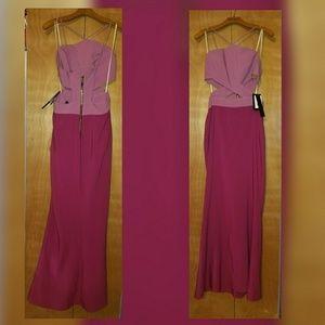Maria Bianca Nero gown