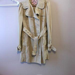 Juicy Couture Tan Jacket