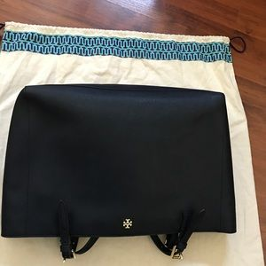 Authentic Tory Burch York Buckle Tote