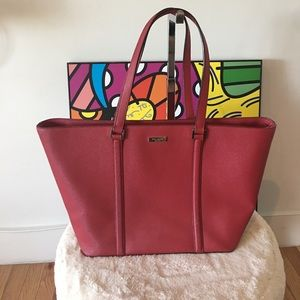 Kate spade grand street tote bag size large