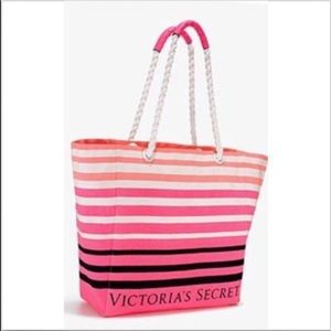 VS beach tote