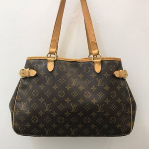Louis Vuitton Monogram Batignolles Horizontal Tote