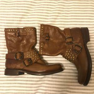 Frye Jenna Stud Boots
