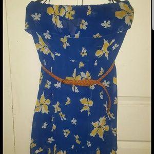 2/$10 Mix & Match L Papaya dress
