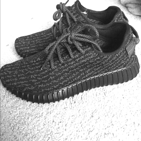 0ba52a18 adidas Shoes | Yeezy Boost 350 Size 6 Menswomens 8 Pirate Black ...