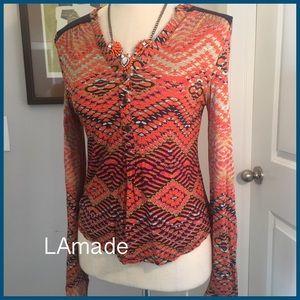 Colorful LAmade Top