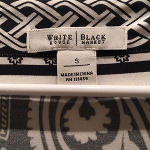 Authentic White House Black Market Dress Sz Small