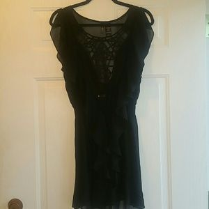 Bisou Bisou Sheer Tunic