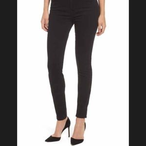 7 For All Mankind Roxanne Skinny jeans in Black