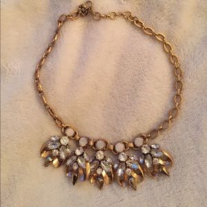 J.Crew Short Jeweled Necklace