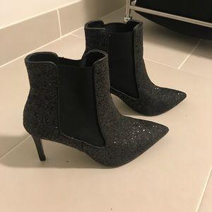 Glitter booties