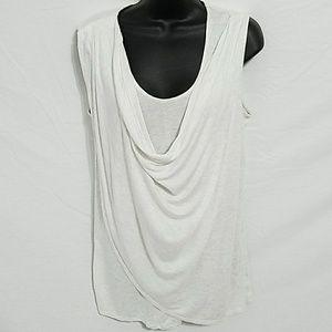CAbi sleeveless top size medium