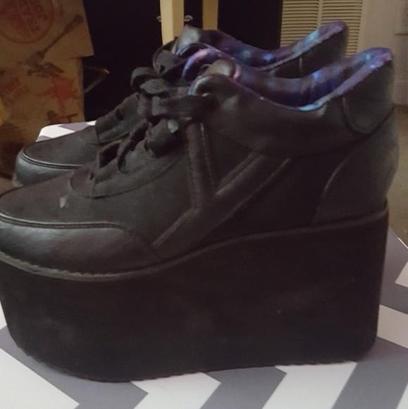 c736e83bc3 YRU qozmo lo platform sneakers. M_59c98b73ea3f361ebc093296