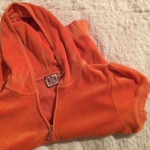 Juicy Couture Short Sleeve Track Jacket