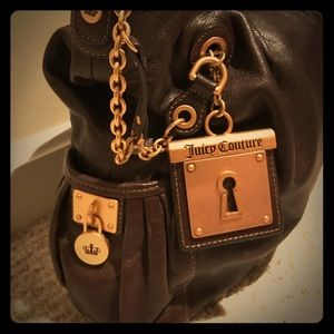 Juicy Couture (Brown) Leather 👜