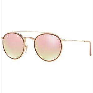 Ray Ban Flat Lens Sunglasses
