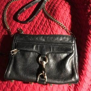 RM purse can be worn as cross-body or shoulder.